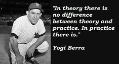 Little things are big. by Yogi Berra @ Like Success