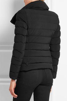 Moncler - Antigone Quilted Shell Down Jacket - Black Black Quilt d43668430