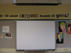 Love the message... It's called artwork because its work.