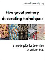 If you're looking for new ideas and techniques for decorating pottery, look no farther! From Mishima to Majolica, we have pottery decorating covered.
