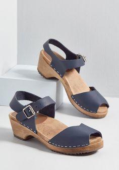 abd14e29903 Skansen Strut Leather Clog. New ShoesPump ShoesShoes SandalsWardrobe ...
