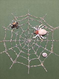 Pebbleart spider by gülen