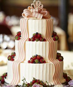 ウェディングケーキ090