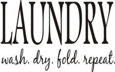 Shop for laundry on Etsy, the place to express your creativity through the buying and selling of handmade and vintage goods. Wash N Dry, Room Art, Cute Gifts, Laundry Room, House Warming, Repeat, Typography, Silhouette, House Design