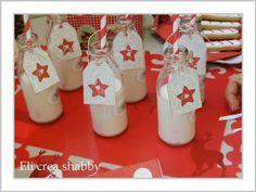 Tag per bottigliette  Elicreashabby