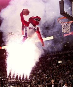 Toronto Raptors,The Raptor.