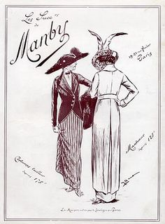 Manby (Couture) 1912 M.Bert