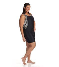 Plus Size Aquatards   Womens Performance Swimwear   JunoActive