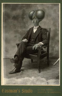 Altered Cabinet Card Portraits by Colin Batty