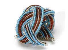 Let's Make Braided Jewelry Tutorials - The Beading Gem's Journal #diy #jewelry_tutorial