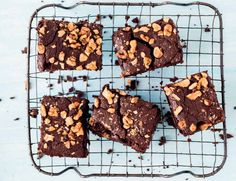 Black Bean Brownies (Recipe)