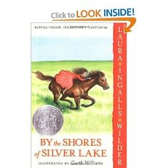 Part of The Little House series, this book follows On the Shores of Plum Creek. Save money buy buying the books as a set, or get them from the library or from Paperbackswap.com