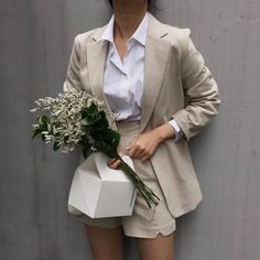 45 Adorable Outfit Ideas Korean To Update Your Dressing outfit ideas korean, vividspark Korean fashion Fasion, Fashion Outfits, Womens Fashion, Looks Style, My Style, Korean Fashion Trends, Fashion Styles, Work Attire, Asian Style