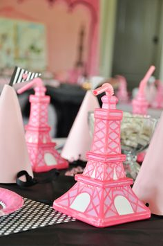 Paris Birthday Party