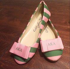 AKA Ballerina Flats w/Bows