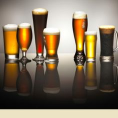 a glass for every beer.