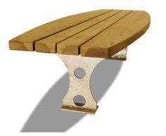PWP1001 E.R. Bench Riverside Walk, Street Furniture, Picnic Table, Outdoor Furniture, Outdoor Decor, Bench, Steel, Home Decor, Decoration Home
