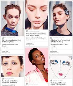 The Top 10 Most Followed Beauty Boards on Pinterest via @ByrdieBeauty