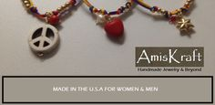 AmisKraft.com on Square Market. WELCOME TO OUR ONLINE STORE Give yourself a makeover with exclusive jewelry and accessories from AmisKraft. We carry high-quality handmade merchandise made in the USA, that gives you a distinctive look for casual and business settings. Renew your appearance with trendy articles from our Online Store.  WE HELP YOU LOOK GOOD ALL THE TIME We provide a wide selection of fashionable high quality handmade jewelry at the most affordable prices. Whether you need…