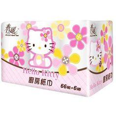 Hello Kitty Paper Towel ( 6 Rolls) by Sanrio, http://www.amazon.com/dp/B003A7KSXO/ref=cm_sw_r_pi_dp_mjrnqb19CTQVW