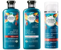Check out all of the best new drugstore makeup and beauty products that have launched in June 2017 for summer like the Herbal Essences bio:renew Argan Oil line. French Beauty Secrets, Beauty Tips, Beauty Makeup, Hair Beauty, Homemade Beauty Products, Hair Products, Curl Products, Alcohol Free Toner, Herbal Essences