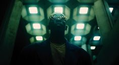 """Today, MGMT release their messy self-titled third album, and they've also got a new video for us. The """"Cool Song No. clip, directed by Isaiah Seret, stars Bradford Young, Michael K Williams, Sound & Vision, Martial Artist, Dance Videos, Cinematography, Color Inspiration, Light In The Dark, Light Colors"""