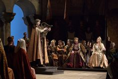 Tannhäuser in de Met New York Mezzo Soprano, Metropolitan Opera, Bbc Radio, Orchestra, Statue, Set Design, Concert, Stage Design, Stage Equipment