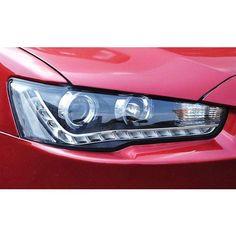 MITSUBISHI LANCER HEADLIGHT (LED) – Motowey Lancer 2008, Projector Lens, Mitsubishi Lancer, Led Headlights, Save Energy