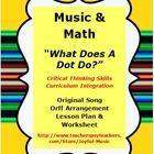 *** $3.00 ***  This product challenges students to use their critical thinking skills to determine the values of notes as it relates to different t...