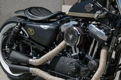 Aftercycles Sportster Forty-Eight