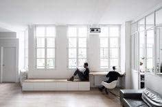 Kabinett Paris Loft, Photos by Maris Mezulis
