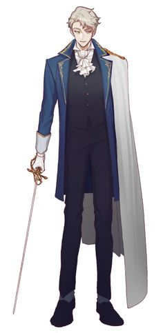 《Baron》King Lucas's Secretary ¤ Very loyal ¤ in Command ¤ Highest knight/ Knight general Fantasy Character Design, Character Creation, Character Design Inspiration, Character Concept, Character Art, Concept Art, Character Types, News Anime, 5 Anime