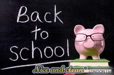 Back to school http://www.niceandcleanlondon.co.uk/blog/back-to-school-tips-for-kids-and-parents/