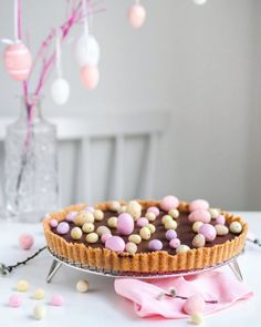 Helppo Mehevä Suklaakakku (myös gluteeniton ja vegaaninen) | Annin Uunissa A Food, Food And Drink, Most Delicious Recipe, Cereal, Sweet Treats, Yummy Food, Easter, Sweets, Sugar