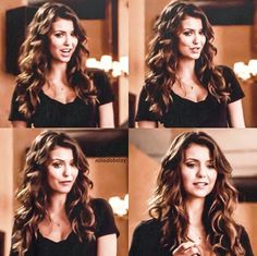 Lets be cops Nina Dobrev cr: ninadobslay  I'm just obsessed with nina's hair Plzzzzz give me that hair. .....