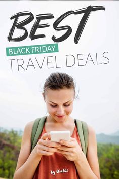 From flights and tours to luggage and hotel rooms, Black Friday and Cyber Monday are ideal days to get your hands on a top travel discount for your next trip abroad.  For those looking for niche travel discounts particularly, there are some concrete ways to ensure you find what you're looking for. Here are some top tips on bagging the best travel experiences at a discount this year: