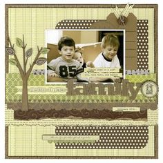 Family - Julie Bonnor - JBS