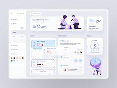 Dashboard Ui, Dashboard Design, Ux Design, Motion App, Apps, Web Inspiration, User Interface Design, Mobile Design, User Experience