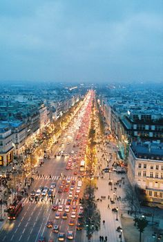 Champs Elysees...