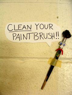 "A very ""Sad Paintbrush"" | Flickr - Photo Sharing!"