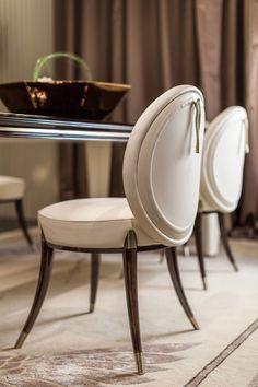 Noir Collection www.turri.it Italian luxory design chair