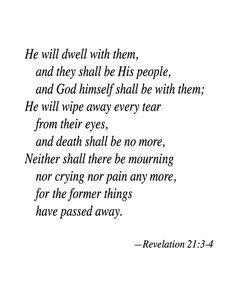 Book of Revelation King James | Revelation-21-3-4-Bible-Revelations-from-King-James-Version-Revelation ...