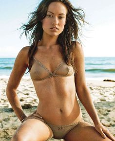 Olivia Wilde in her Unmentionables