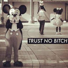 Damn Right, Mickey!