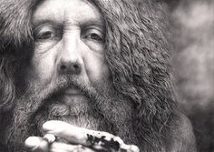 Alan Moore #2 by Bengtern on DeviantArt