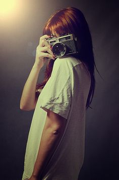 GIrl with Camera | Click!!! by Michel Flores