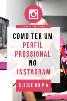eb5a8ddfc2d Aprenda a como ter um perfil profissional no #Instagram utilizando esses  plugins que irão fazer
