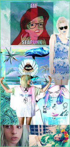 SEAPUNK: Uma nova tribo de surfistas do punk