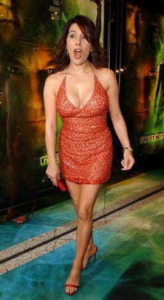 Gorgeous #MarinaSirtis during #Nemesis premiere 2002
