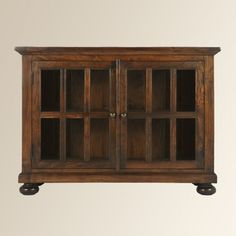 The Palencia Media Cabinet Is Handcrafted With A Gorgeous Parquet Top And  Paned Glass Doors. It Is The Handiwork Of Indian Artisans Using Reclaimed N